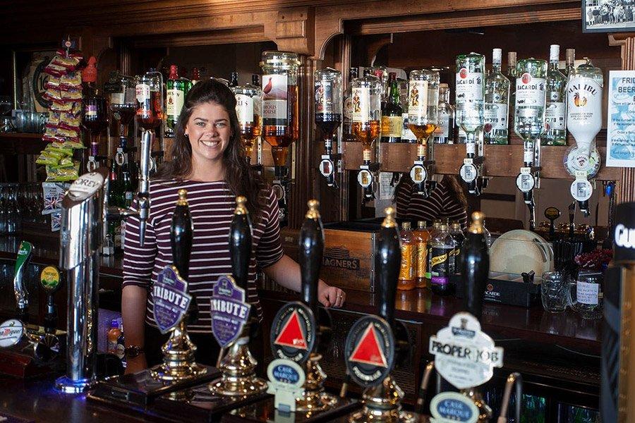Holiday in Penzance, Cornwall, and you can find great pubs