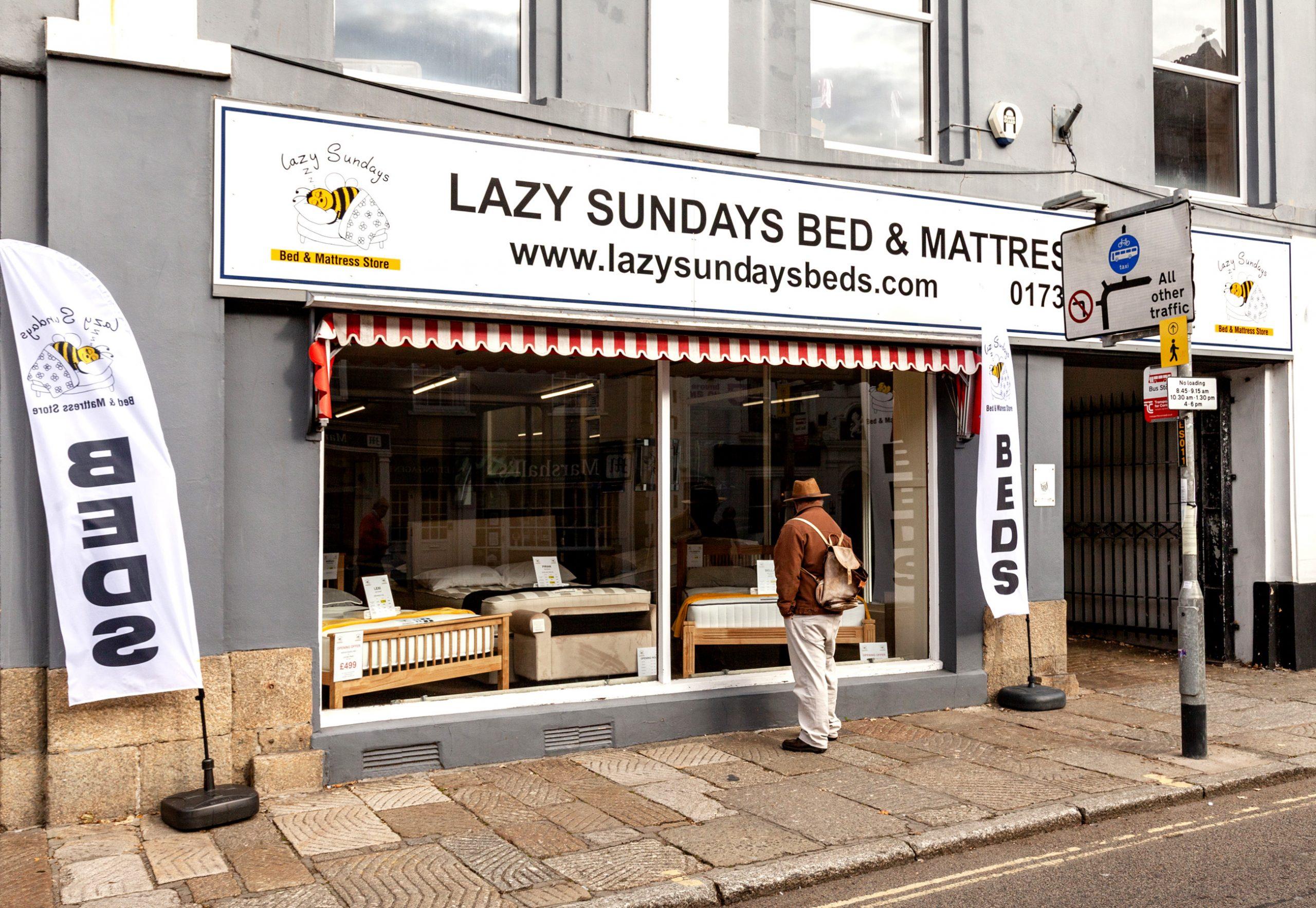Lazy Sundays BedsPenzance