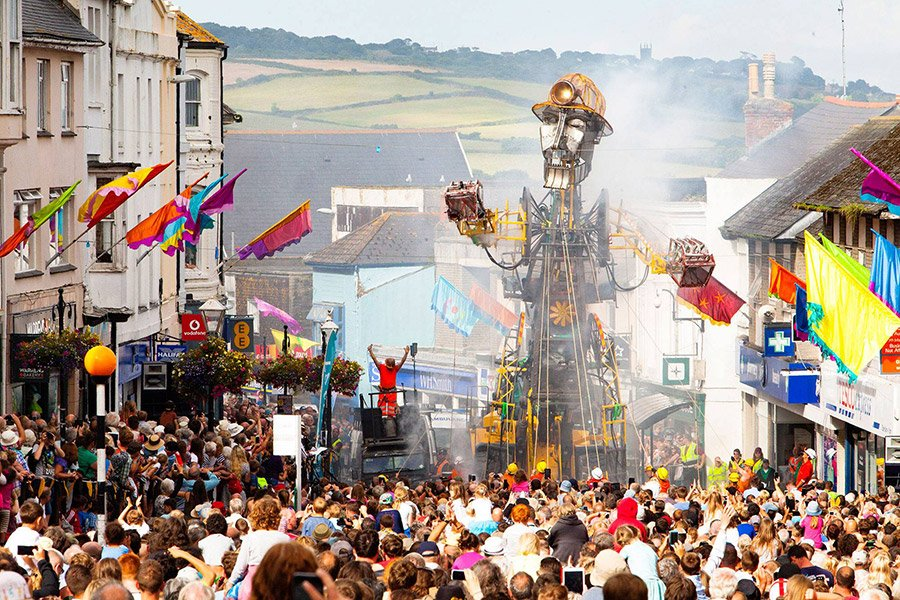 Holiday in Penzance, Cornwall, view events and whats on