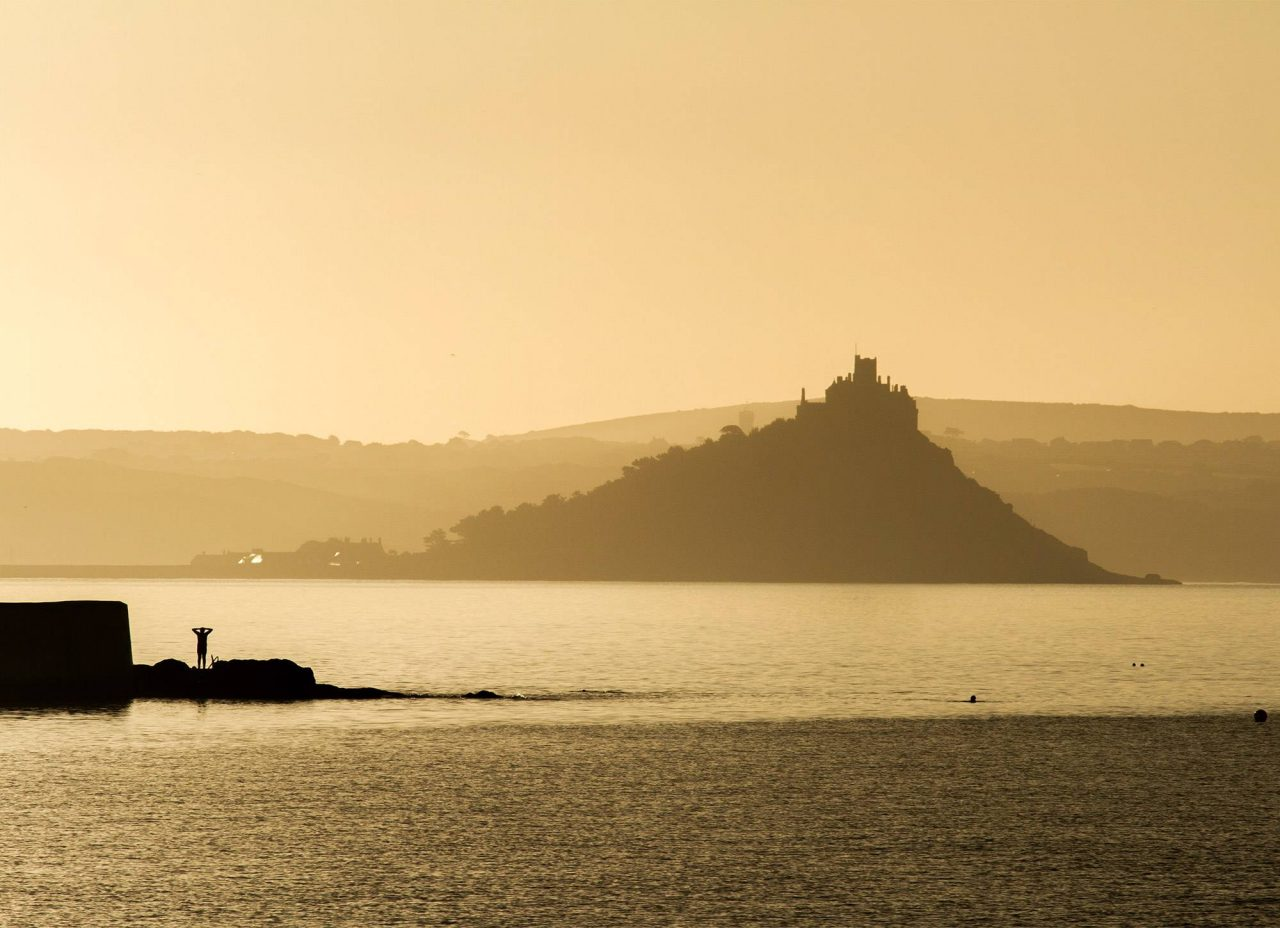 Holiday in Penzance, Cornwall, and you can visit St Michaels Mount